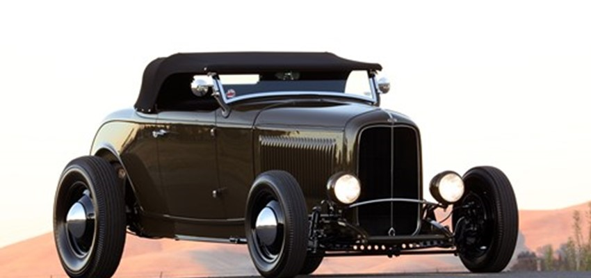 El America's Most Beautiful Roadster 2016, un Ford de 1932 pintado con PPG Refinish imagen